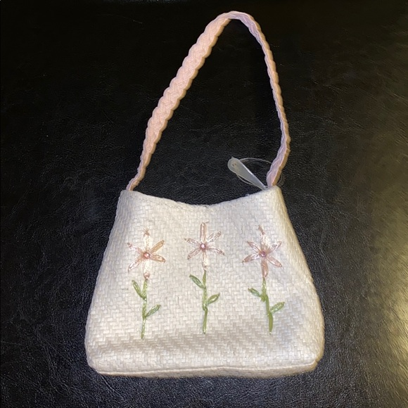 Handbags - Small woven purse